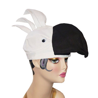 Cockatoo Style Bird Cap Novelty Animal Hat