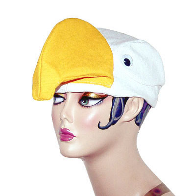 Bald Eagle Style Bird hat Novelty Animal Hat