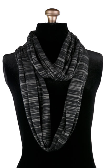 Infinity Scarf in Heatwaves in Cool of the Night