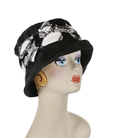 Head Wrap Splash, Multi-Style on Hat
